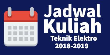 Jadwal Kuliah Teknik Elektro UMSU